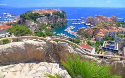 Omgivelsene til Monaco