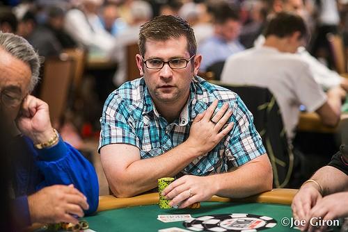 pokerproffen Gavin Griffin