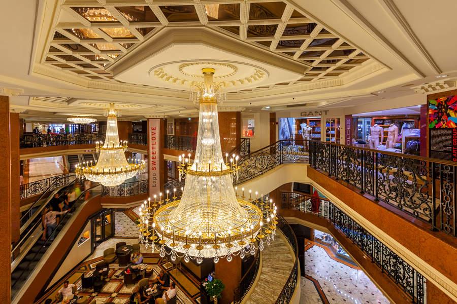 Monaco, et shopping-mekka for glade nordmenn