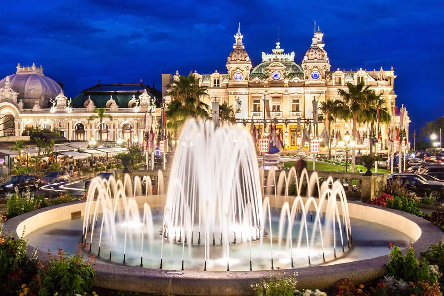 Monacos historiske bygg