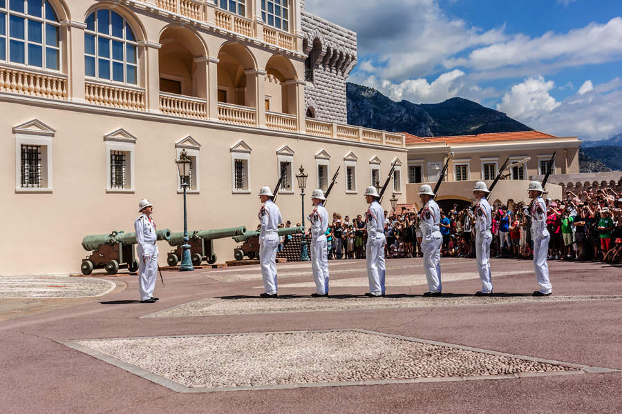 Om Monaco historie, da og nå