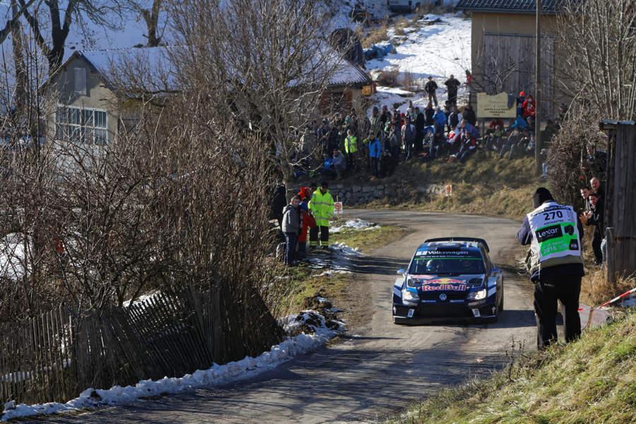 Rallye Monte Carlo- årets begivenhet