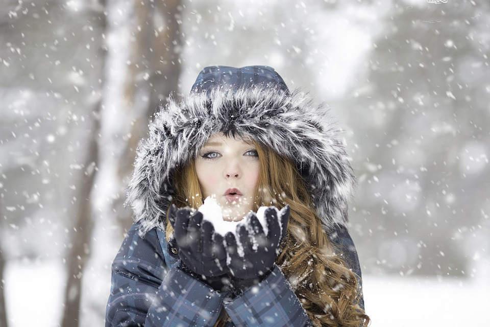 Kaldt og glatt