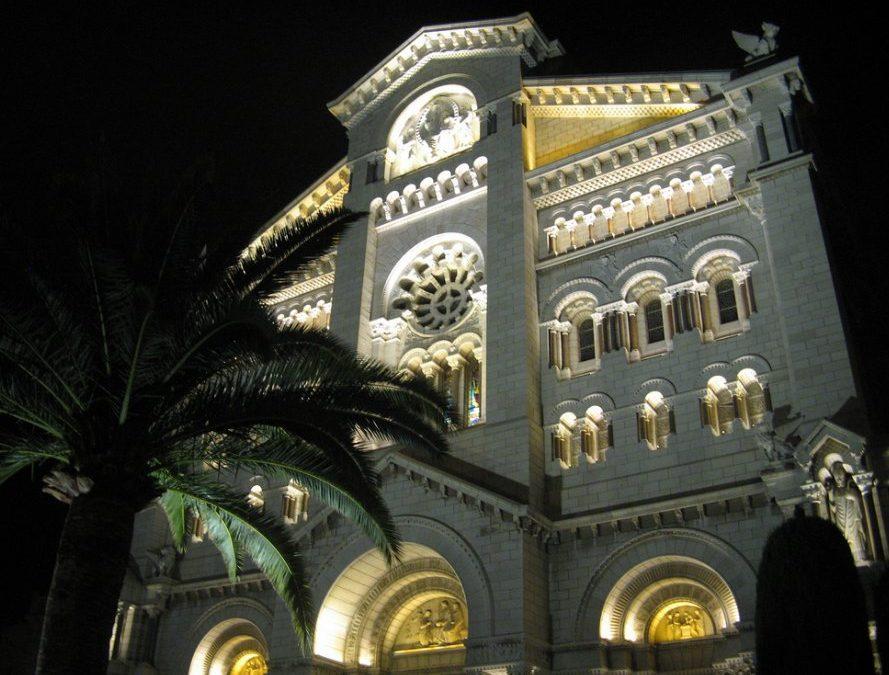 Severdigheter med fantastisk arkitektur i Monaco